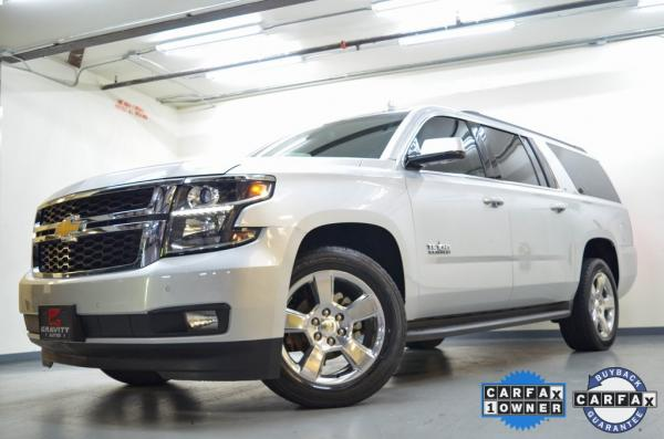Used 2016 Chevrolet Suburban LT for sale $27,631 at Gravity Autos in Roswell GA 30076 4
