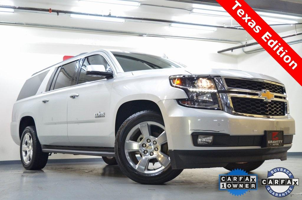 Used 2016 Chevrolet Suburban LT for sale $27,631 at Gravity Autos in Roswell GA 30076 1