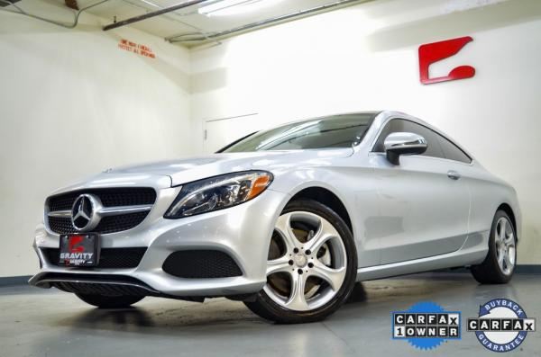 Used 2017 Mercedes-Benz C-Class C 300 for sale Sold at Gravity Autos in Roswell GA 30076 4