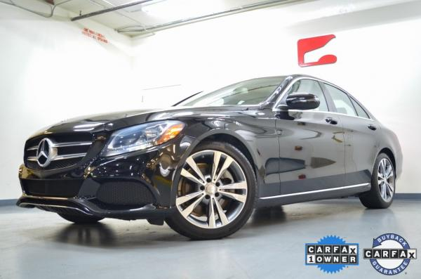 Used 2017 Mercedes-Benz C-Class C 300 for sale $24,993 at Gravity Autos in Roswell GA 30076 4