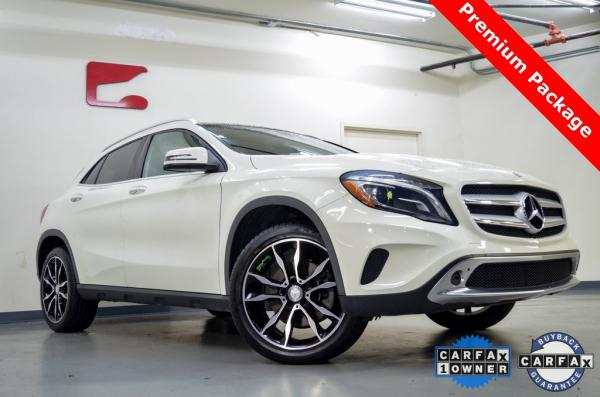 Used 2017 Mercedes-Benz GLA GLA 250 for sale $21,317 at Gravity Autos in Roswell GA 30076 1