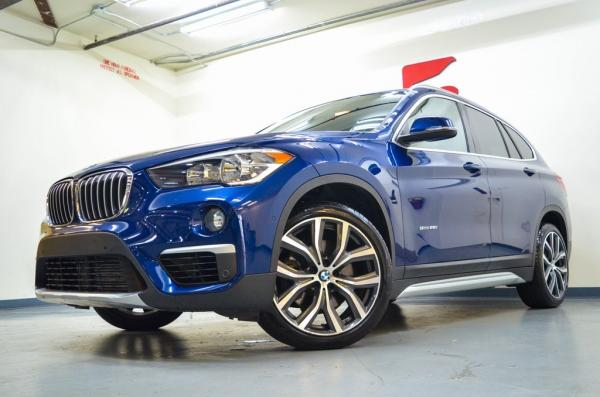 Used 2017 BMW X1 sDrive28i for sale Sold at Gravity Autos in Roswell GA 30076 4