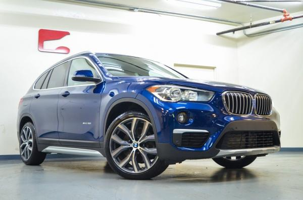 Used 2017 BMW X1 sDrive28i for sale Sold at Gravity Autos in Roswell GA 30076 1