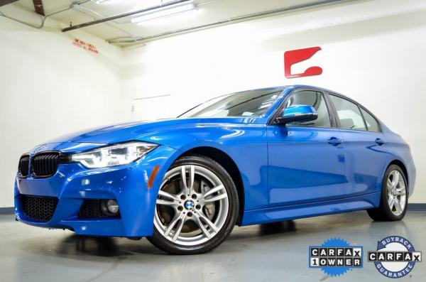 Used 2017 BMW 3 Series 330i for sale $22,997 at Gravity Autos in Roswell GA 30076 4