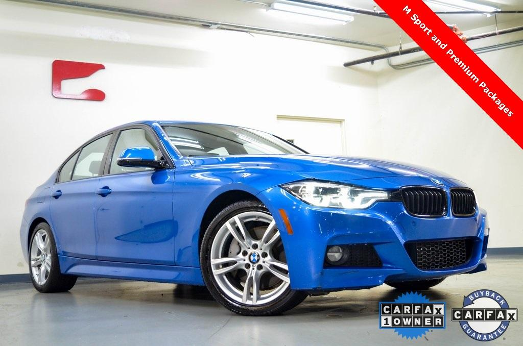 Used 2017 BMW 3 Series 330i for sale $22,997 at Gravity Autos in Roswell GA 30076 1