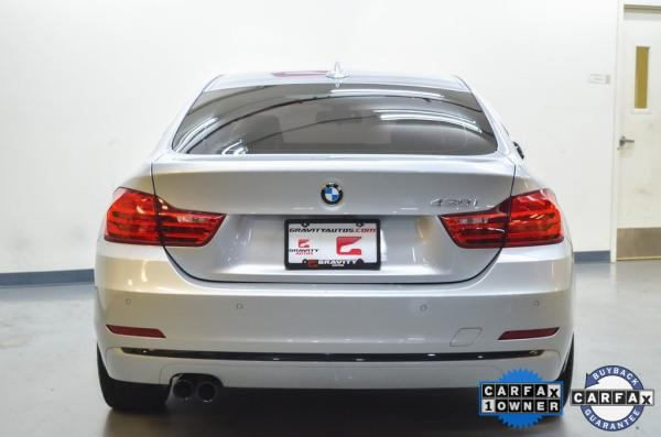 Used 2017 BMW 4 Series 430i Gran Coupe for sale $25,916 at Gravity Autos in Roswell GA 30076 3