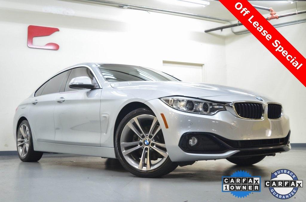 Used 2017 BMW 4 Series 430i Gran Coupe for sale $25,916 at Gravity Autos in Roswell GA 30076 1