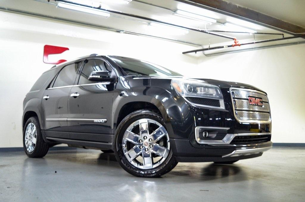 Used 2015 GMC Acadia Denali for sale Sold at Gravity Autos in Roswell GA 30076 1