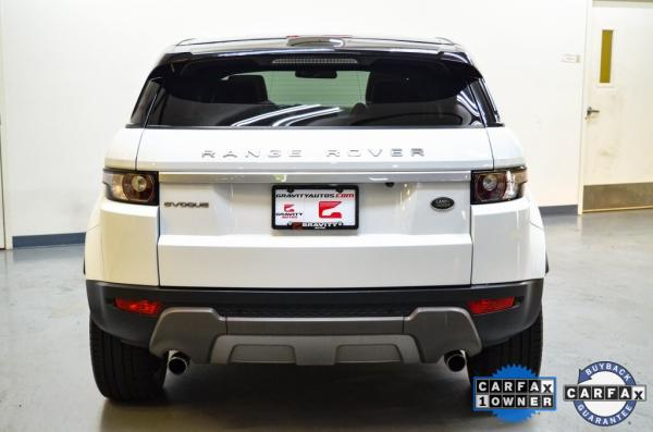 Used 2014 Land Rover Range Rover Evoque Prestige for sale Sold at Gravity Autos in Roswell GA 30076 3