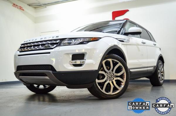 Used 2014 Land Rover Range Rover Evoque Prestige for sale Sold at Gravity Autos in Roswell GA 30076 4