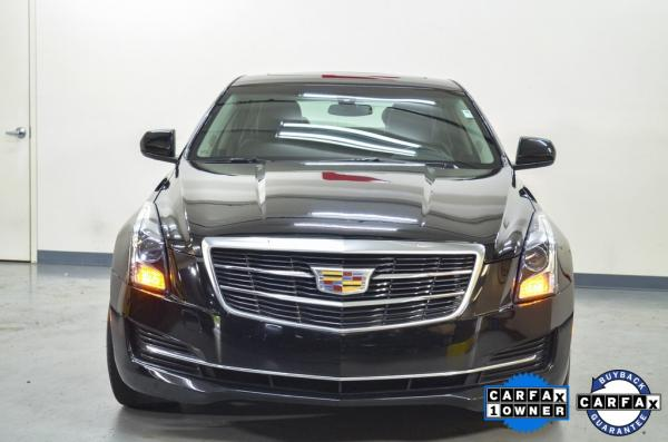 Used 2018 Cadillac ATS 2.0L Turbo for sale $18,326 at Gravity Autos in Roswell GA 30076 2