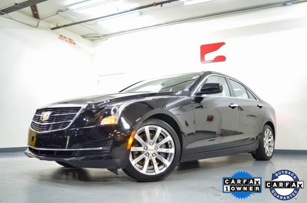 Used 2018 Cadillac ATS 2.0L Turbo for sale $18,326 at Gravity Autos in Roswell GA 30076 4