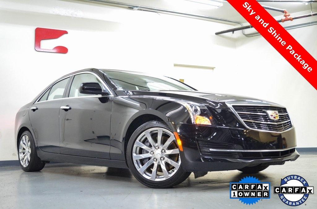 Used 2018 Cadillac ATS 2.0L Turbo for sale $18,326 at Gravity Autos in Roswell GA 30076 1