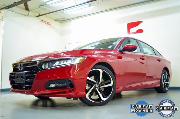 Used 2018 Honda Accord Sport for sale $21,331 at Gravity Autos in Roswell GA 30076 4