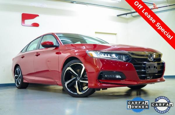 Used 2018 Honda Accord Sport for sale $21,331 at Gravity Autos in Roswell GA 30076 1