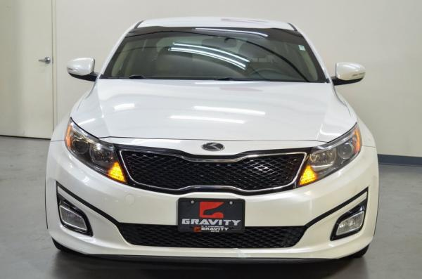 Used 2015 Kia Optima LX for sale Sold at Gravity Autos in Roswell GA 30076 2