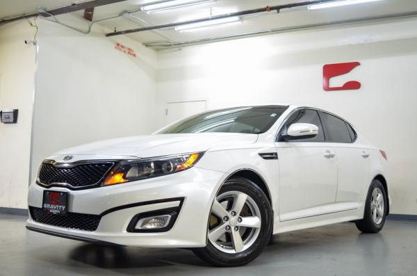 Used 2015 Kia Optima LX for sale Sold at Gravity Autos in Roswell GA 30076 4