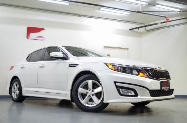 Used 2015 Kia Optima LX for sale Sold at Gravity Autos in Roswell GA 30076 1