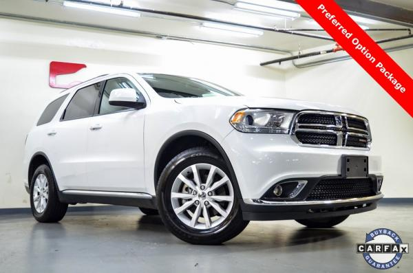 Used 2015 Dodge Durango SXT for sale $17,532 at Gravity Autos in Roswell GA 30076 1