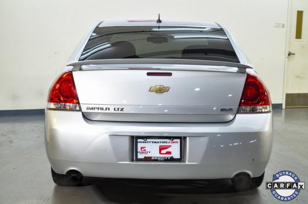 Used 2016 Chevrolet Impala Limited LTZ for sale $12,721 at Gravity Autos in Roswell GA 30076 3