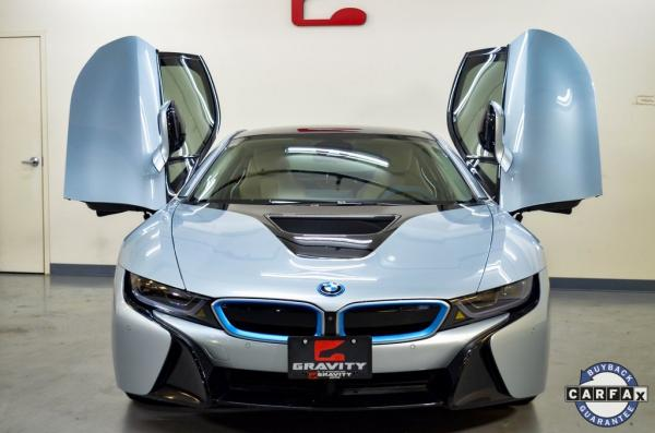 Used 2016 BMW i8 for sale $66,907 at Gravity Autos in Roswell GA 30076 2