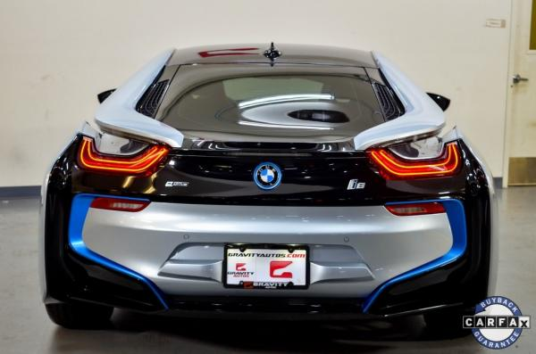 Used 2016 BMW i8 for sale $66,907 at Gravity Autos in Roswell GA 30076 3