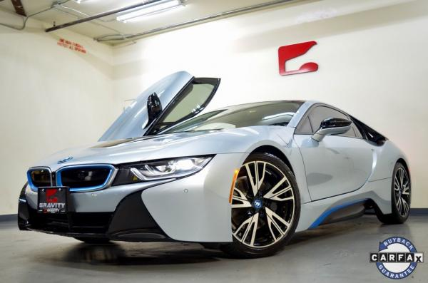 Used 2016 BMW i8 for sale $66,907 at Gravity Autos in Roswell GA 30076 4