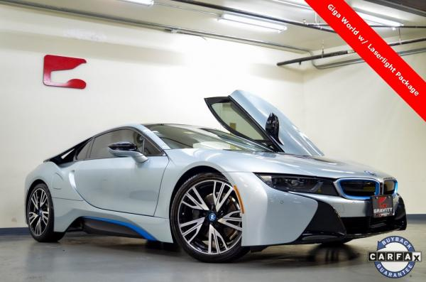 Used 2016 BMW i8 for sale $66,907 at Gravity Autos in Roswell GA 30076 1