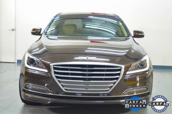 Used 2016 Hyundai Genesis 3.8 for sale $19,608 at Gravity Autos in Roswell GA 30076 2
