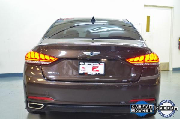 Used 2016 Hyundai Genesis 3.8 for sale $19,608 at Gravity Autos in Roswell GA 30076 3