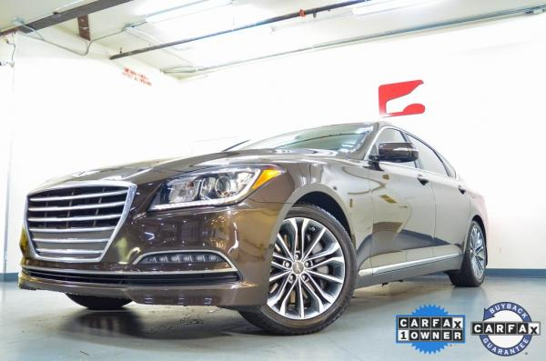 Used 2016 Hyundai Genesis 3.8 for sale $19,608 at Gravity Autos in Roswell GA 30076 4