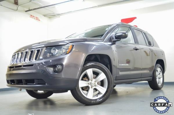 Used 2014 Jeep Compass Sport for sale $9,452 at Gravity Autos in Roswell GA 30076 4