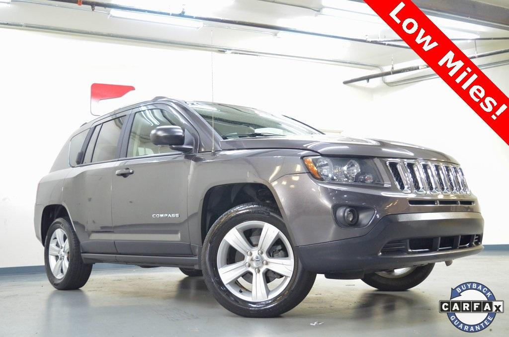 Used 2014 Jeep Compass Sport for sale $9,452 at Gravity Autos in Roswell GA 30076 1