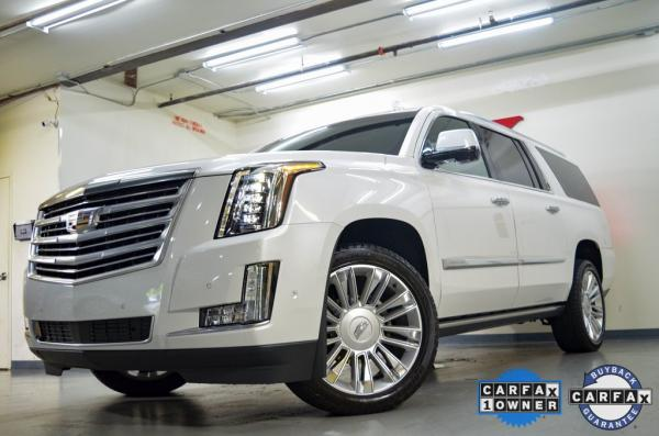 Used 2019 Cadillac Escalade ESV Platinum Edition for sale $66,965 at Gravity Autos in Roswell GA 30076 4