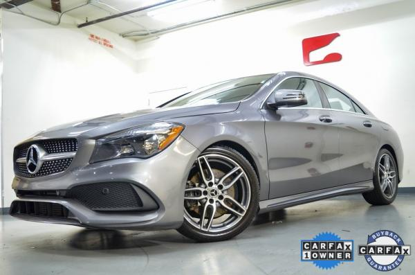 Used 2018 Mercedes-Benz CLA CLA 250 for sale $21,892 at Gravity Autos in Roswell GA 30076 4