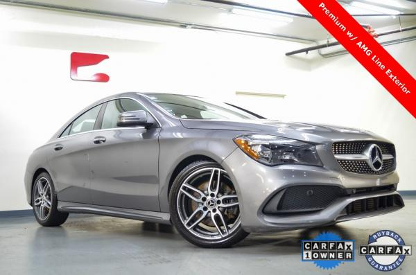 Used 2018 Mercedes-Benz CLA CLA 250 for sale $21,892 at Gravity Autos in Roswell GA 30076 1