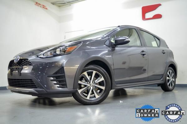 Used 2018 Toyota Prius c One for sale $16,003 at Gravity Autos in Roswell GA 30076 4