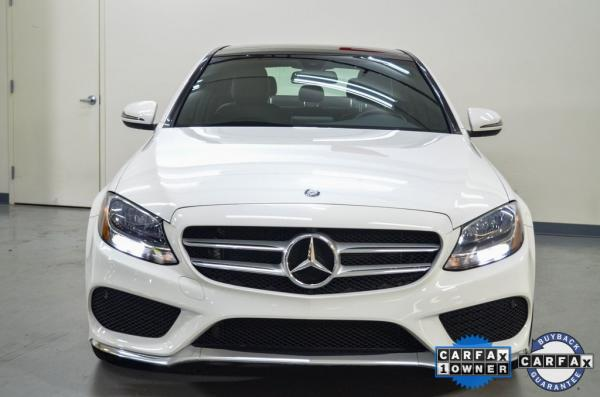 Used 2017 Mercedes-Benz C-Class C 300 for sale Sold at Gravity Autos in Roswell GA 30076 2