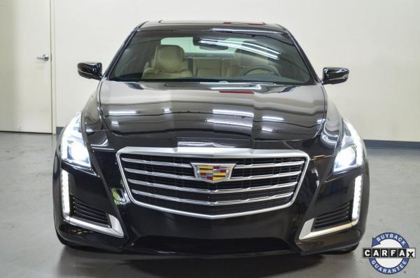Used 2017 Cadillac CTS 3.6L Luxury for sale $23,077 at Gravity Autos in Roswell GA 30076 2