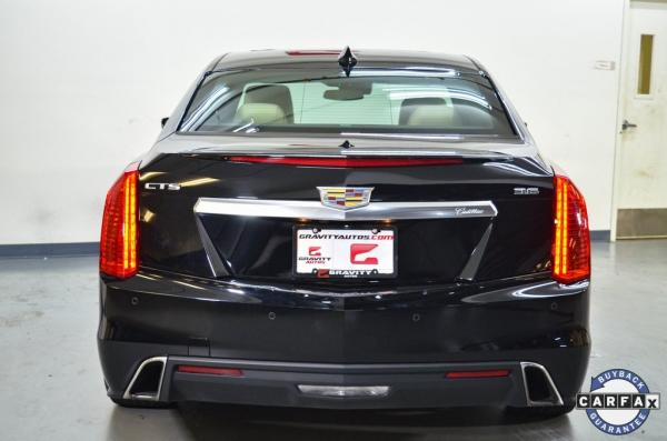 Used 2017 Cadillac CTS 3.6L Luxury for sale $23,077 at Gravity Autos in Roswell GA 30076 3