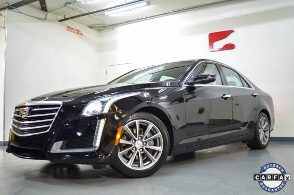 Used 2017 Cadillac CTS 3.6L Luxury for sale $23,077 at Gravity Autos in Roswell GA 30076 4