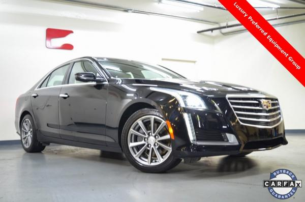 Used 2017 Cadillac CTS 3.6L Luxury for sale $23,077 at Gravity Autos in Roswell GA 30076 1