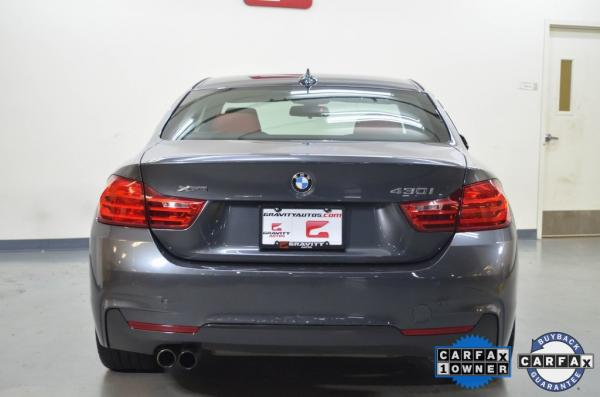 Used 2017 BMW 4 Series 430i xDrive for sale $23,593 at Gravity Autos in Roswell GA 30076 3