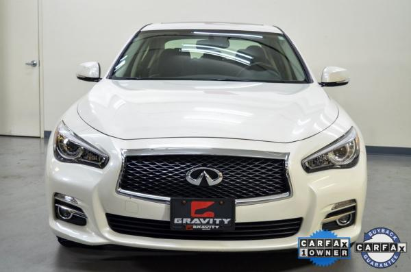 Used 2016 INFINITI Q50 3.0t Premium for sale $20,331 at Gravity Autos in Roswell GA 30076 2