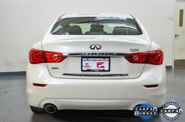 Used 2016 INFINITI Q50 3.0t Premium for sale $20,331 at Gravity Autos in Roswell GA 30076 3