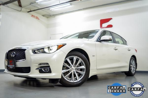 Used 2016 INFINITI Q50 3.0t Premium for sale $20,331 at Gravity Autos in Roswell GA 30076 4