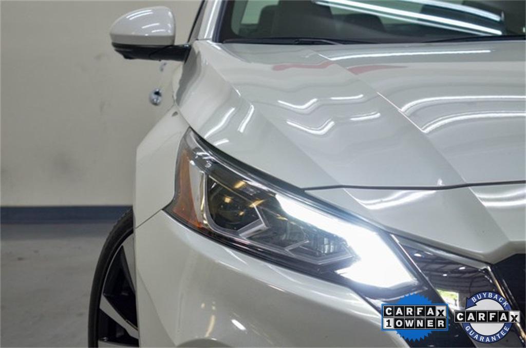 Used 2019 Nissan Altima 2.5 Platinum for sale Sold at Gravity Autos Marietta in Marietta GA 30060 10