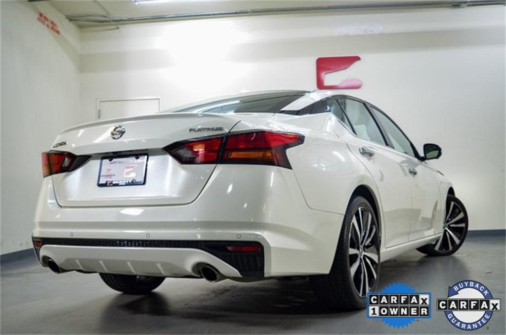 Used 2019 Nissan Altima 2.5 Platinum for sale Sold at Gravity Autos Marietta in Marietta GA 30060 16