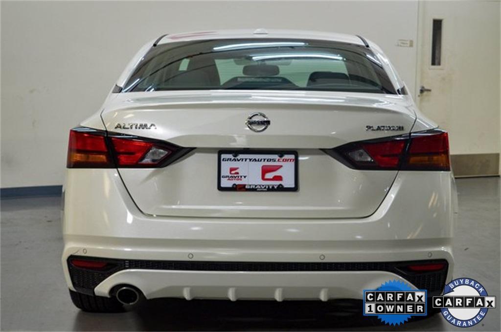 Used 2019 Nissan Altima 2.5 Platinum for sale Sold at Gravity Autos Marietta in Marietta GA 30060 3