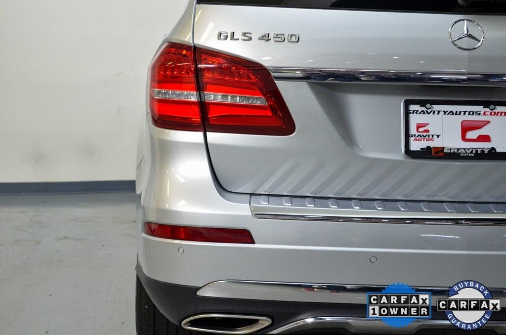 Used 2017 Mercedes-Benz GLS GLS 450 for sale Sold at Gravity Autos Marietta in Marietta GA 30060 12